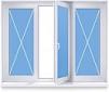 Лоджия/балкон 3 секции, 2,4 м х 1,6м